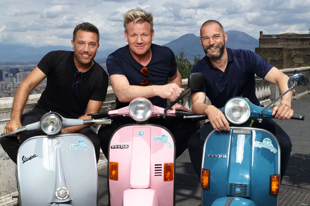 When is Gordon, Gino and Fred: Road Trip on TV?