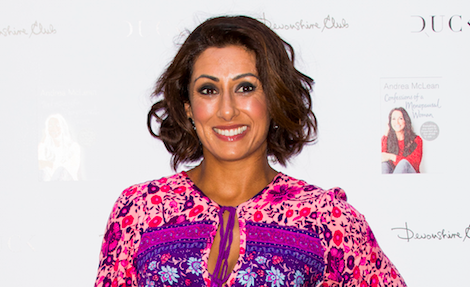Dancing on ice 2019 contestants loose women 39 s saira khan joins celebrity line up radio times for Celebrity watches 2019 women