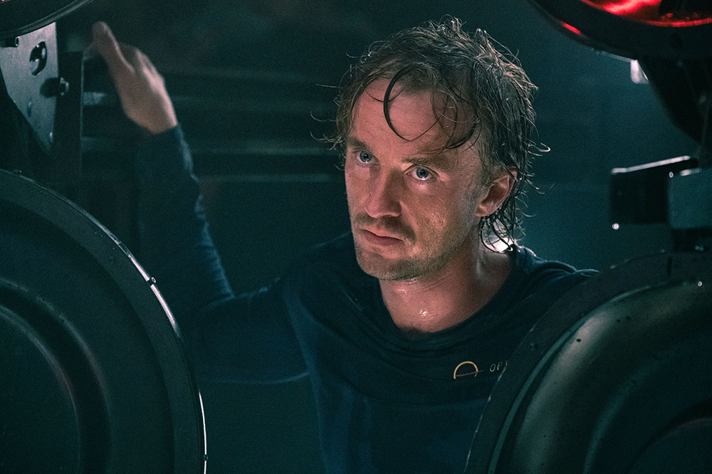 Origin review: YouTube's new sci-fi drama is Passengers meets The Thing