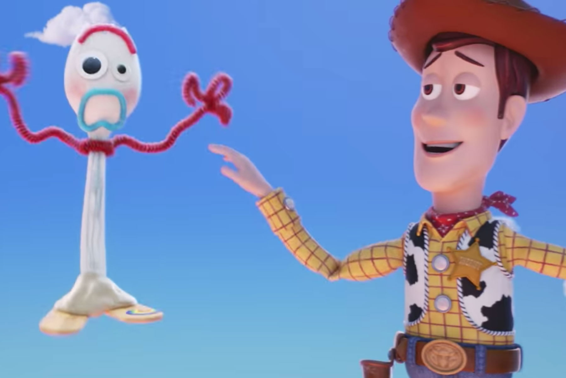 Toy Story 4 teaser trailer: new character 'Forky' joins ...
