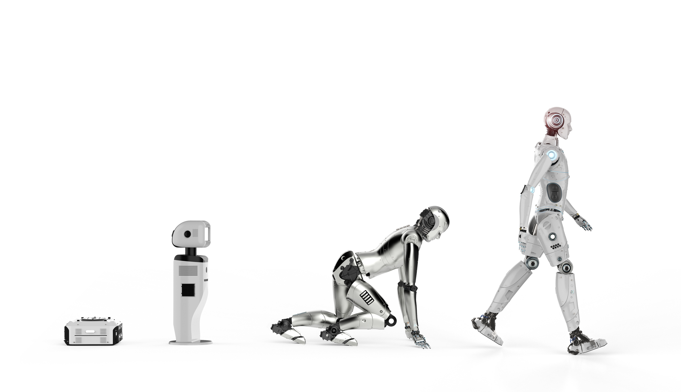 What is the most advanced robot around today?