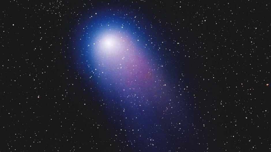How do chemical reactions occur in the cold of space?