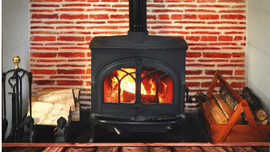 Are wood-burning stoves environmentally friendly?