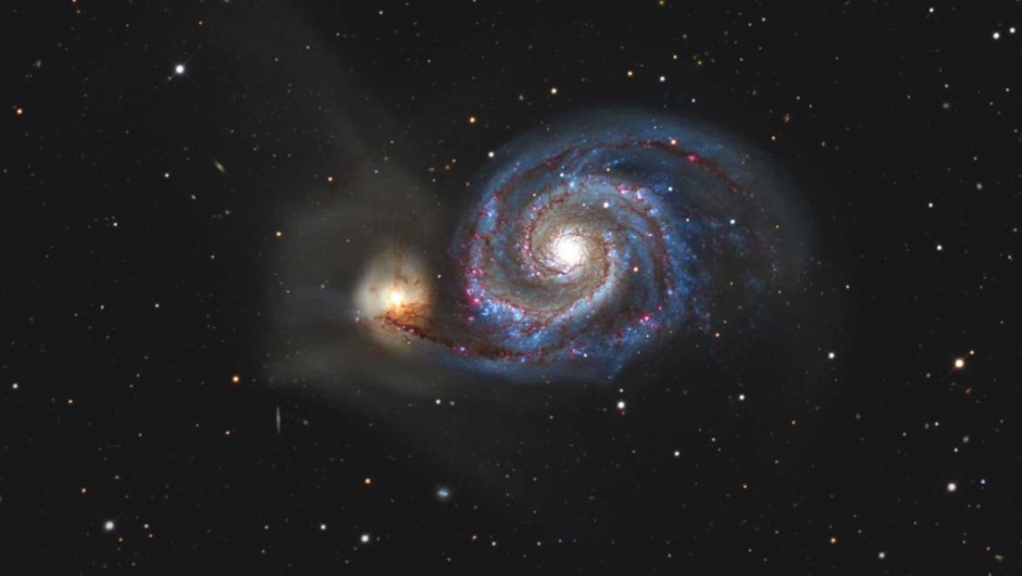 Do all galaxies spin in the same direction?
