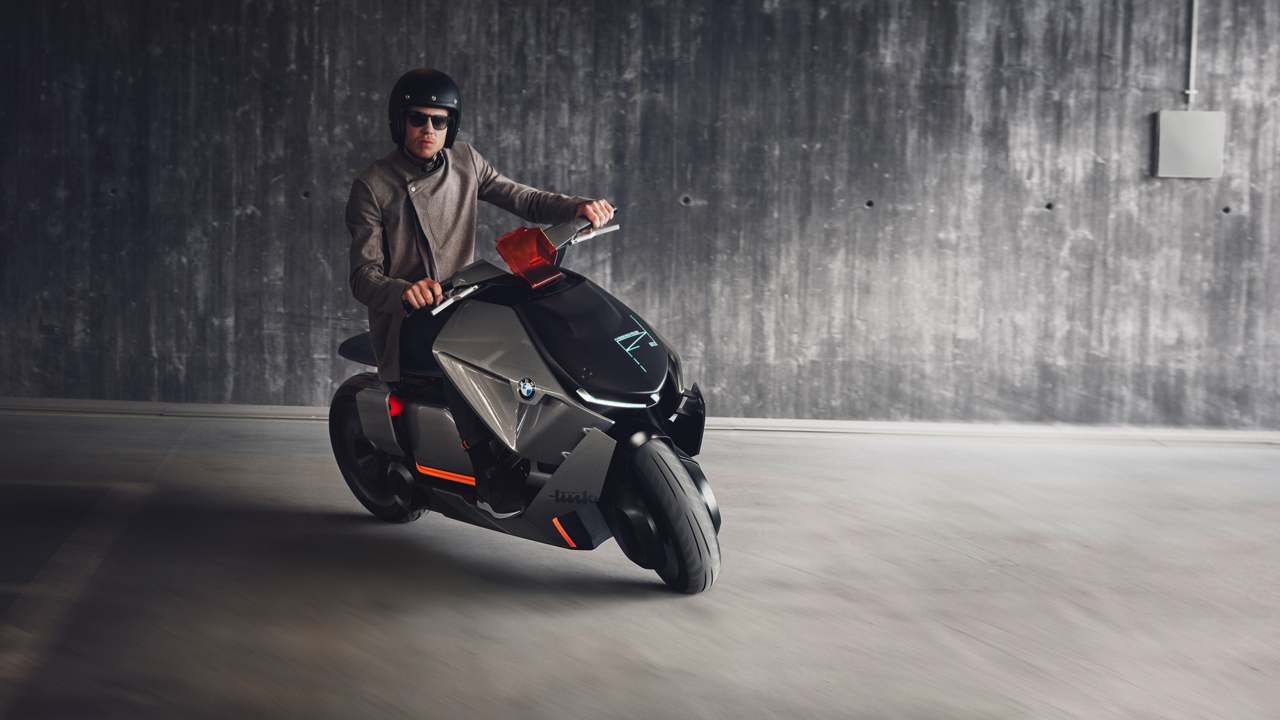 Awesome concept motorcycles of the future