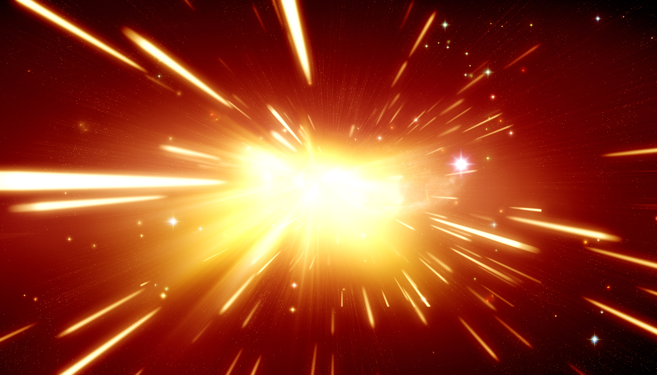 Who really discovered the heat from the Big Bang?