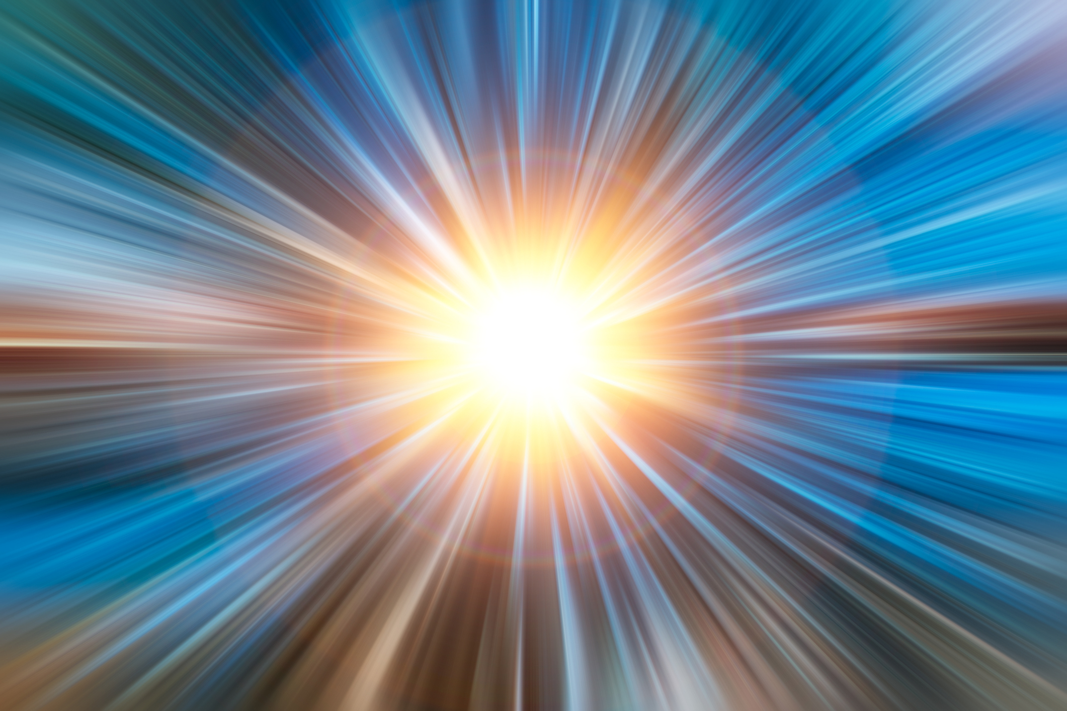 What would you see if you could travel at the speed of light?