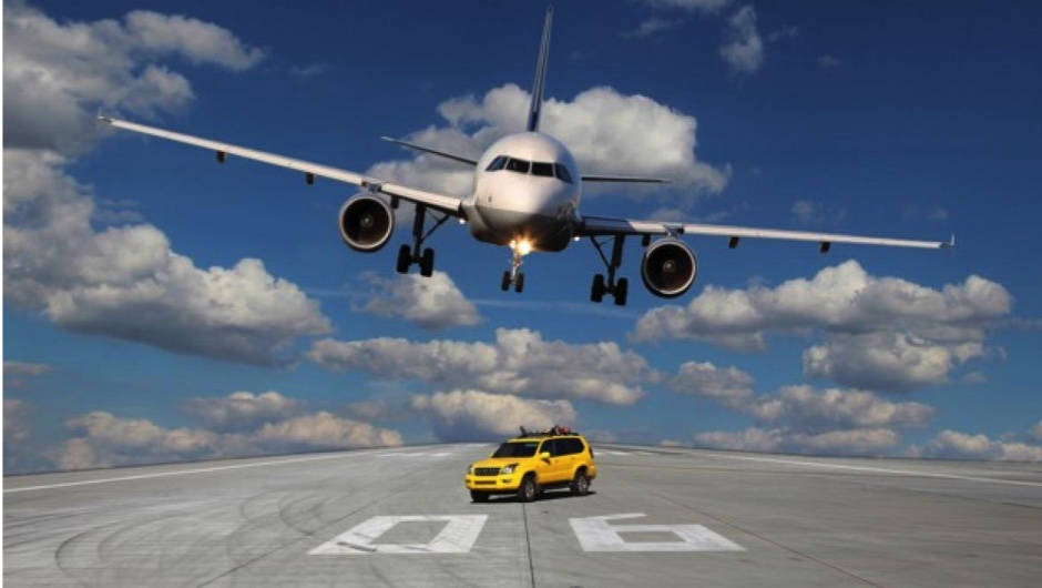 How many cars equal the CO2 emissions of one plane?