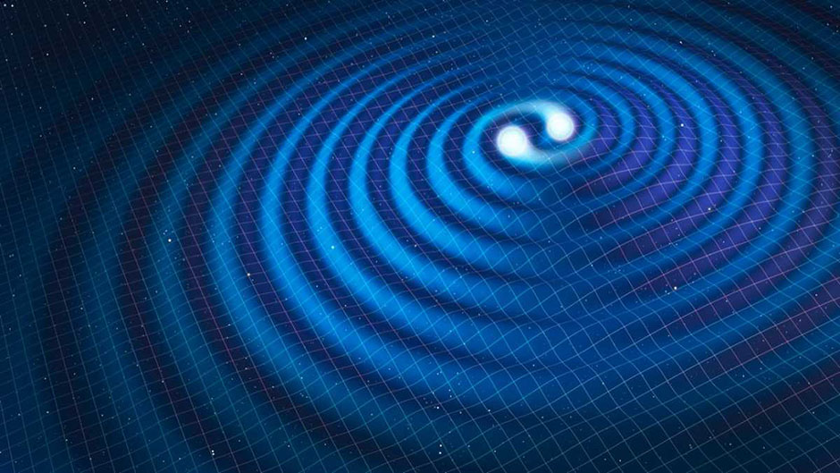 Gravitational waves point to primordial black holes