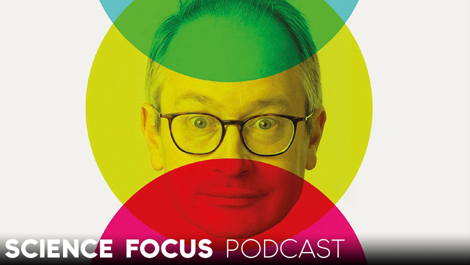 Inside the mind of a comedian – Robin Ince