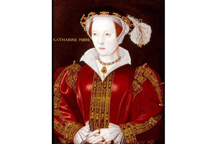 UNSPECIFIED - CIRCA 1754: Catherine Parr (1512-1548). Sixth and last wife of Henry VIII. Anonymous portrait c1545 . (Photo by Universal History Archive/Getty Images)