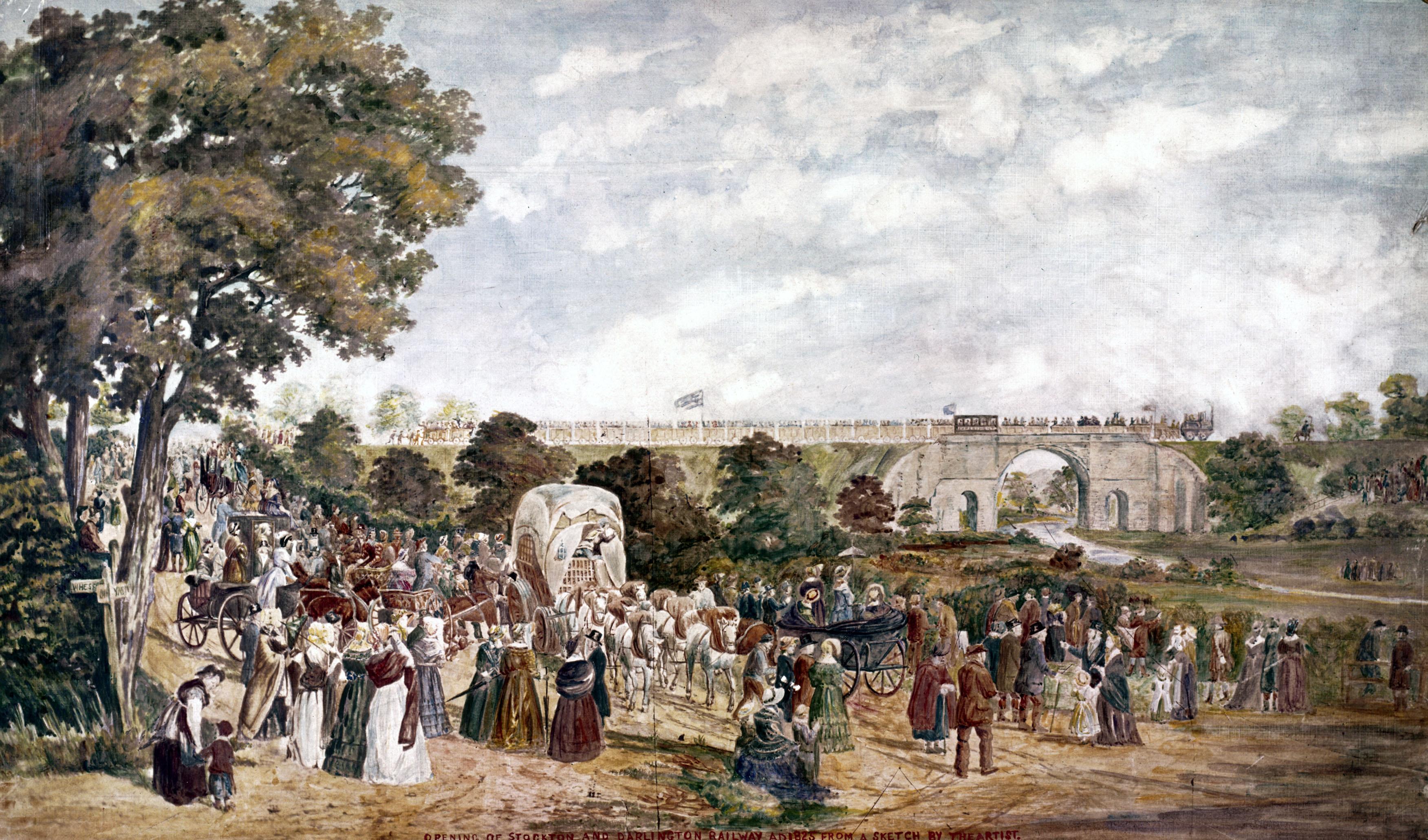 Where History Happened: The Birth of the Railways - History Extra