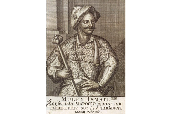 Sultan Moulay Ismail Ibn Sharif. (Fine Art Images/Heritage Images/Getty Images)