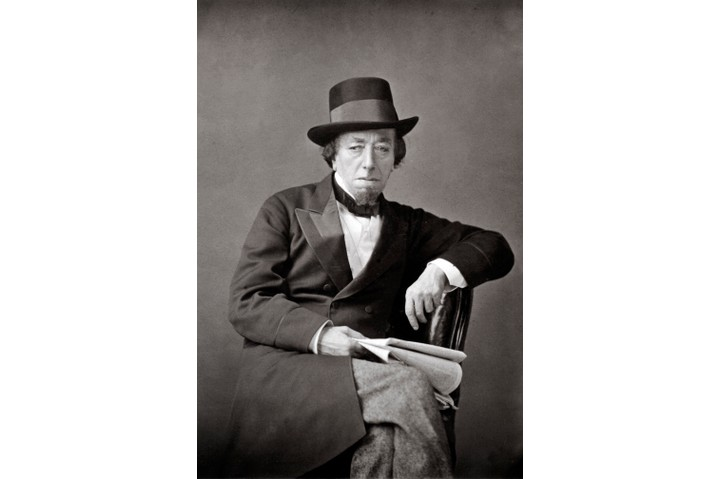 Benjamin Disraeli, 1st Earl of Beaconsfield, was a British Conservative politician who served twice as prime minister. (Chris Hellier/Corbis via Getty Images)