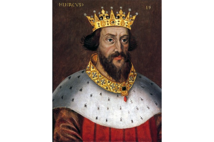 UNSPECIFIED - CIRCA 1754: Henry I (c. 1068/1069 - 1 December 1135) was the fourth son of William I of England. He succeeded his elder brother William II as King of England in 1100 by unknown artist, circa 1620 (Photo by Universal History Archive/Getty Images)