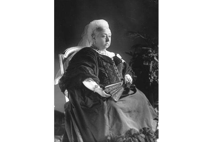 Queen Victoria of Great Britain.   (Photo by W & D Downey/Getty Images)