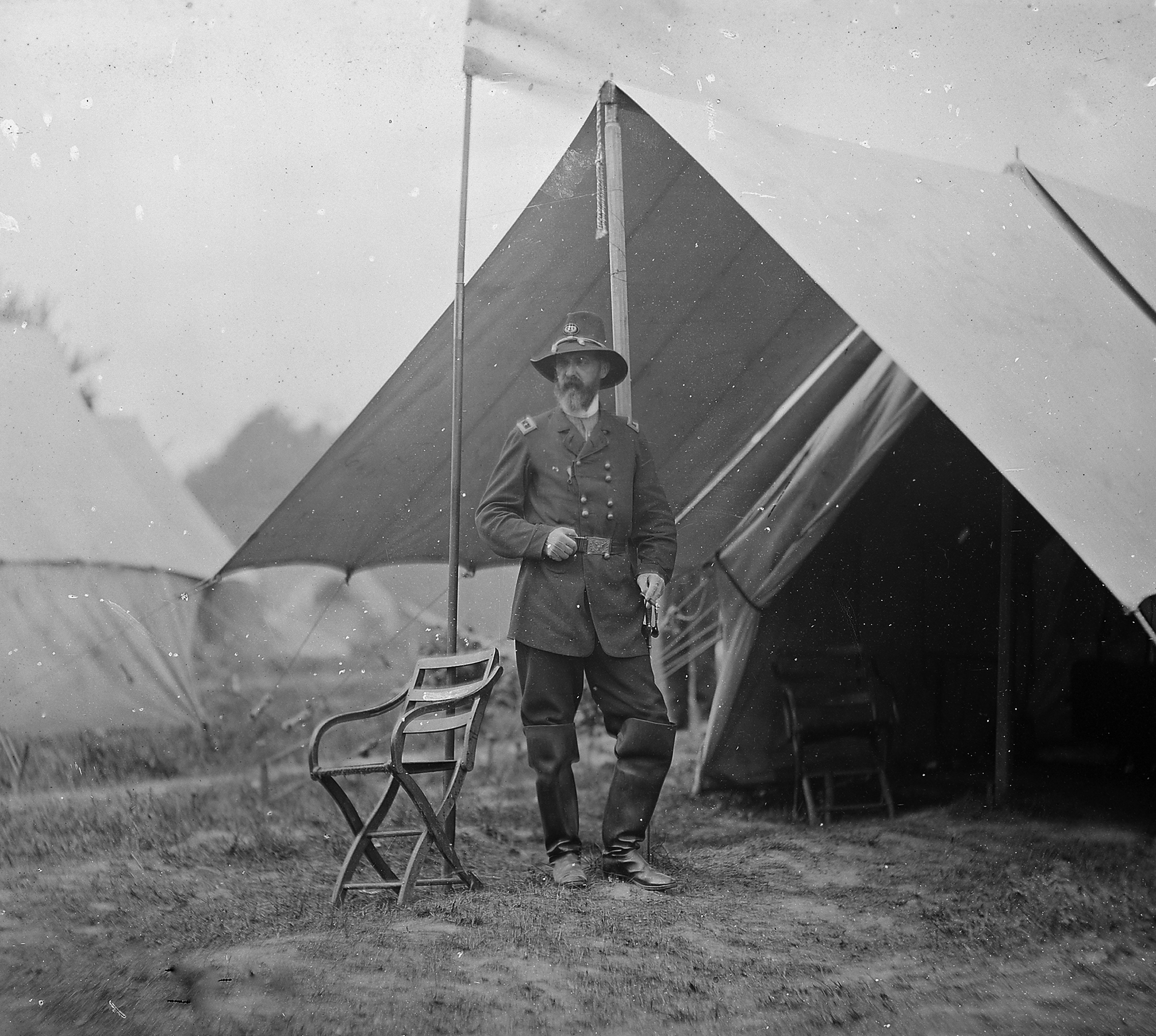 General George Gordon Meade Defeated Lee At Gettysburg
