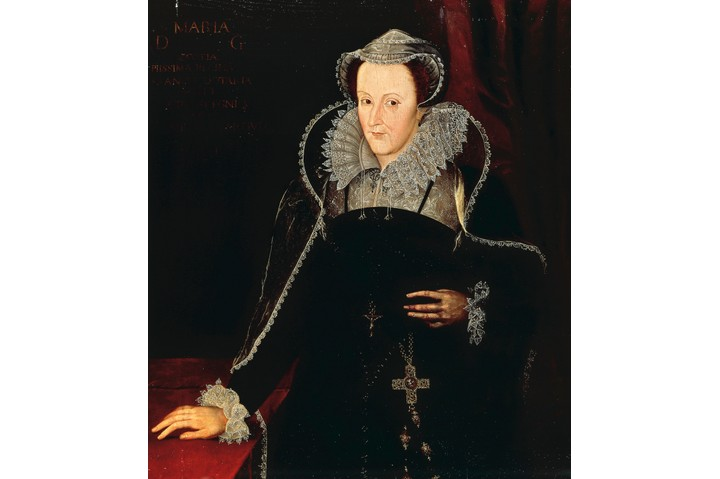 UNSPECIFIED - CIRCA 2003: Portrait of Mary Stuart, Italianized into Maria Stuarda (Linlithgow, 1542-Fotheringhay, 1587), Queen of Scots. London, National Portrait Gallery (Photo by DeAgostini/Getty Images)