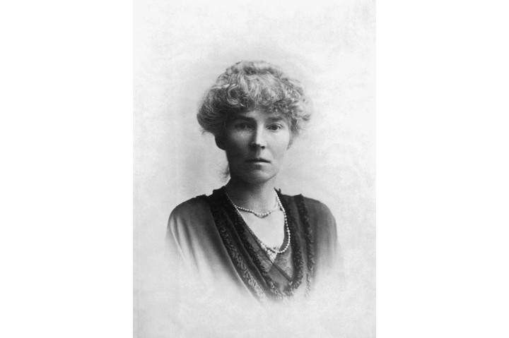 The archaeologist and explorer Gertrude Bell (1868-1926). (Photo by © Hulton-Deutsch Collection/CORBIS/Corbis via Getty Images)
