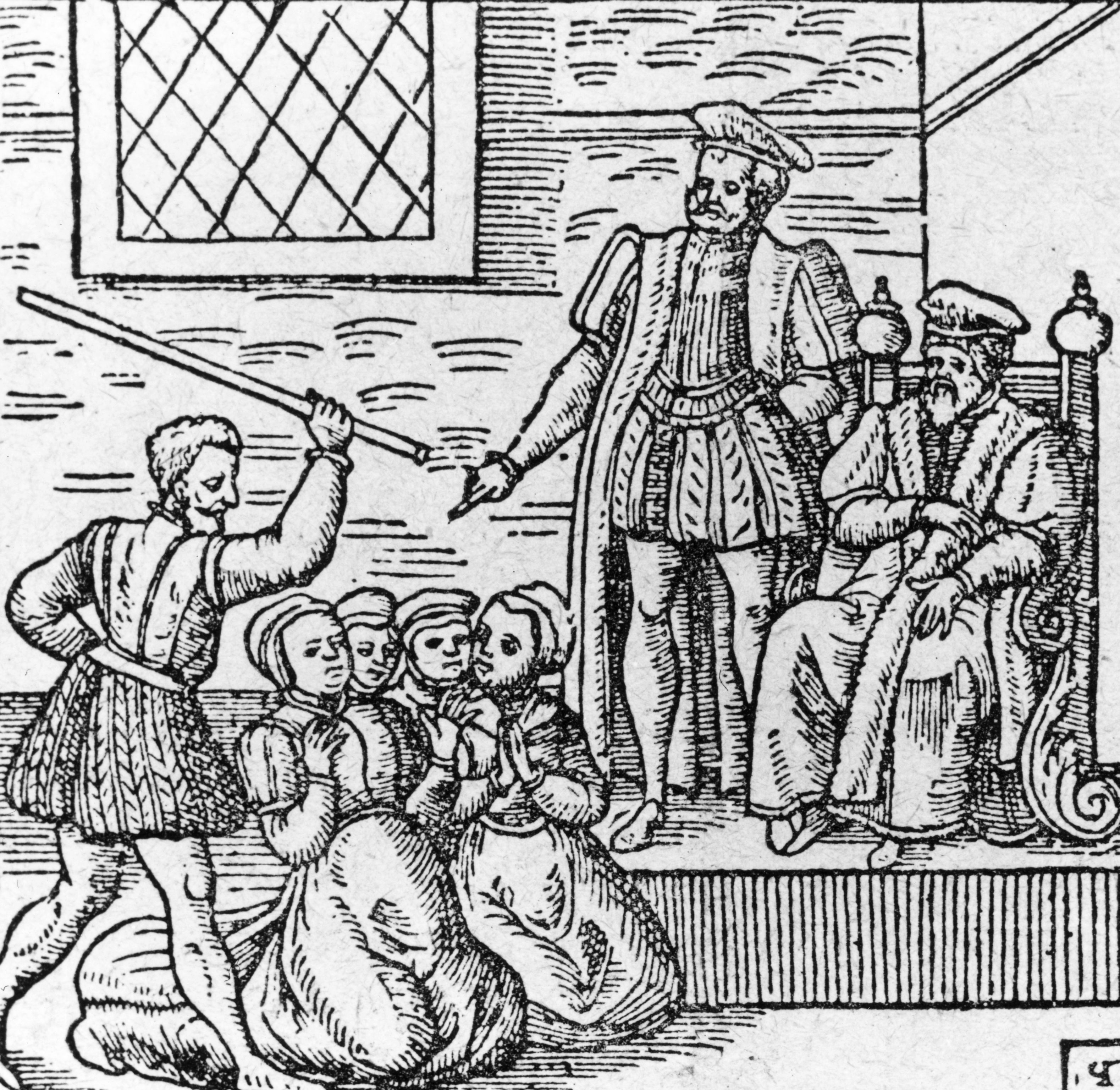 James I Witches