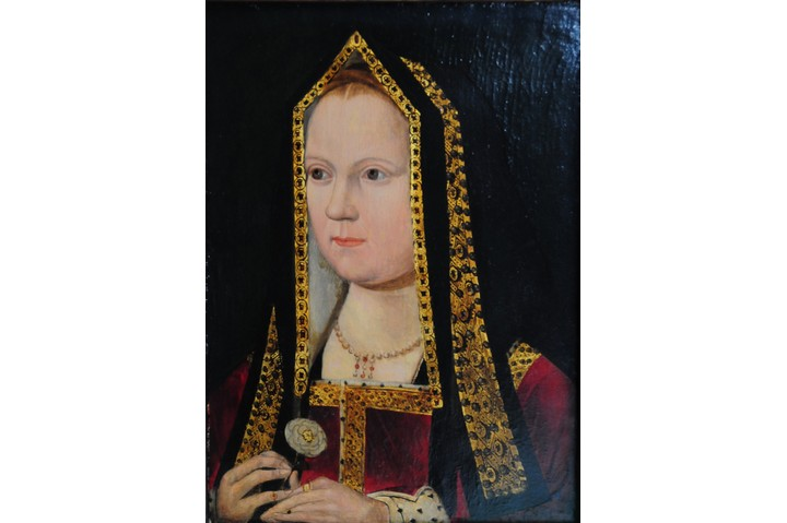 Elizabeth of York (1465-1503), ca 1502. Artist: Anonymous (Photo by Fine Art Images/Heritage Images/Getty Images)