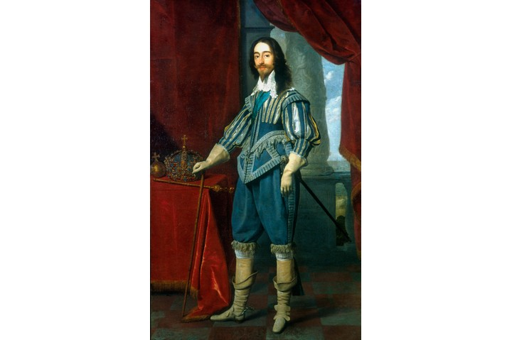 Charles I, King of Great Britain and Ireland, 1631. Charles I (1600-1649) succeeded his father James I as King in 1625. His reign was dominated by a bitter dispute with Parliament over the extent of royal power, which culminated in 1642 in the English Civil War, and Charles' eventual execution for treason. (Photo by Ann Ronan Pictures/Print Collector/Getty Images)