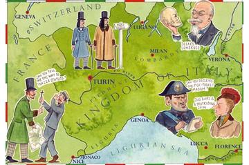 (Illustration: Jonty Clark for BBC History Magazine)
