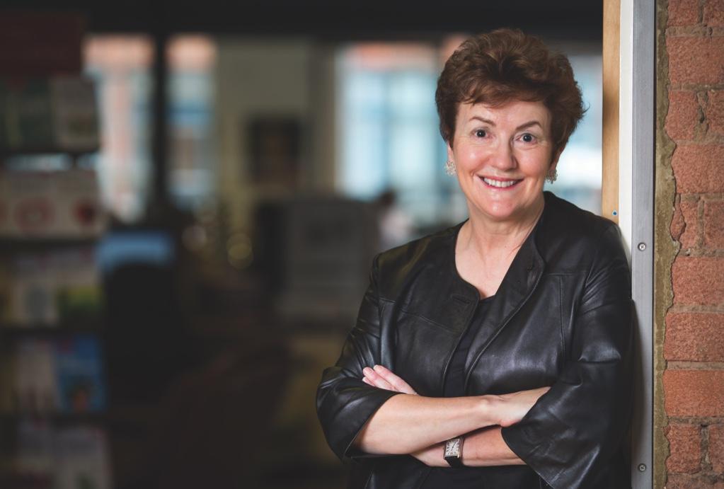 Author Linda Colley.
