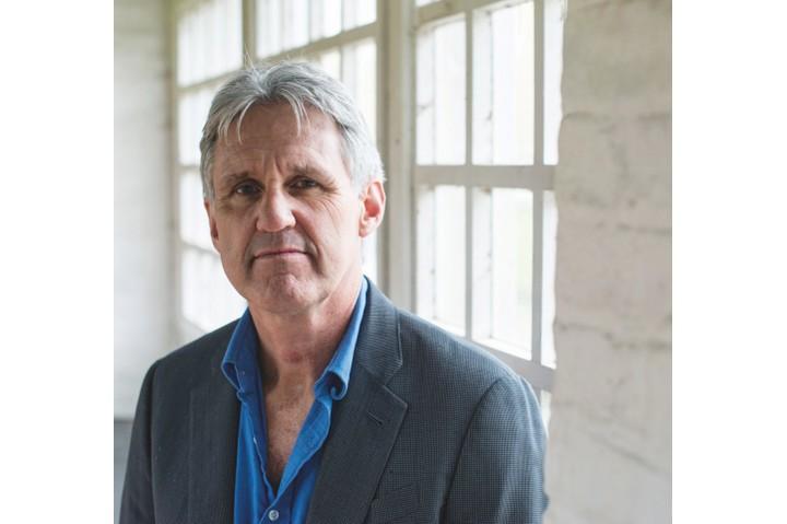 Portrait of Ian Morris
