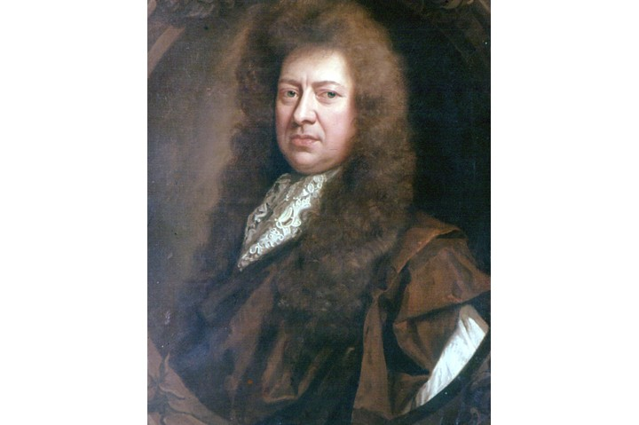 UNSPECIFIED - CIRCA 1754: Samuel Pepys (1633-1703) English diarist and naval administrator. Became Secretary to the Admiralty. Portrait by Godfrey Kneller. (Photo by Universal History Archive/Getty Images)