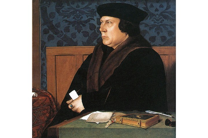 Thomas Cromwell, a prominent figure in the upcoming BBC dramatisation of 'Wolf Hall' and 'Bring Up The Bodies'. (Photo by Universal History Archive/Getty Images)