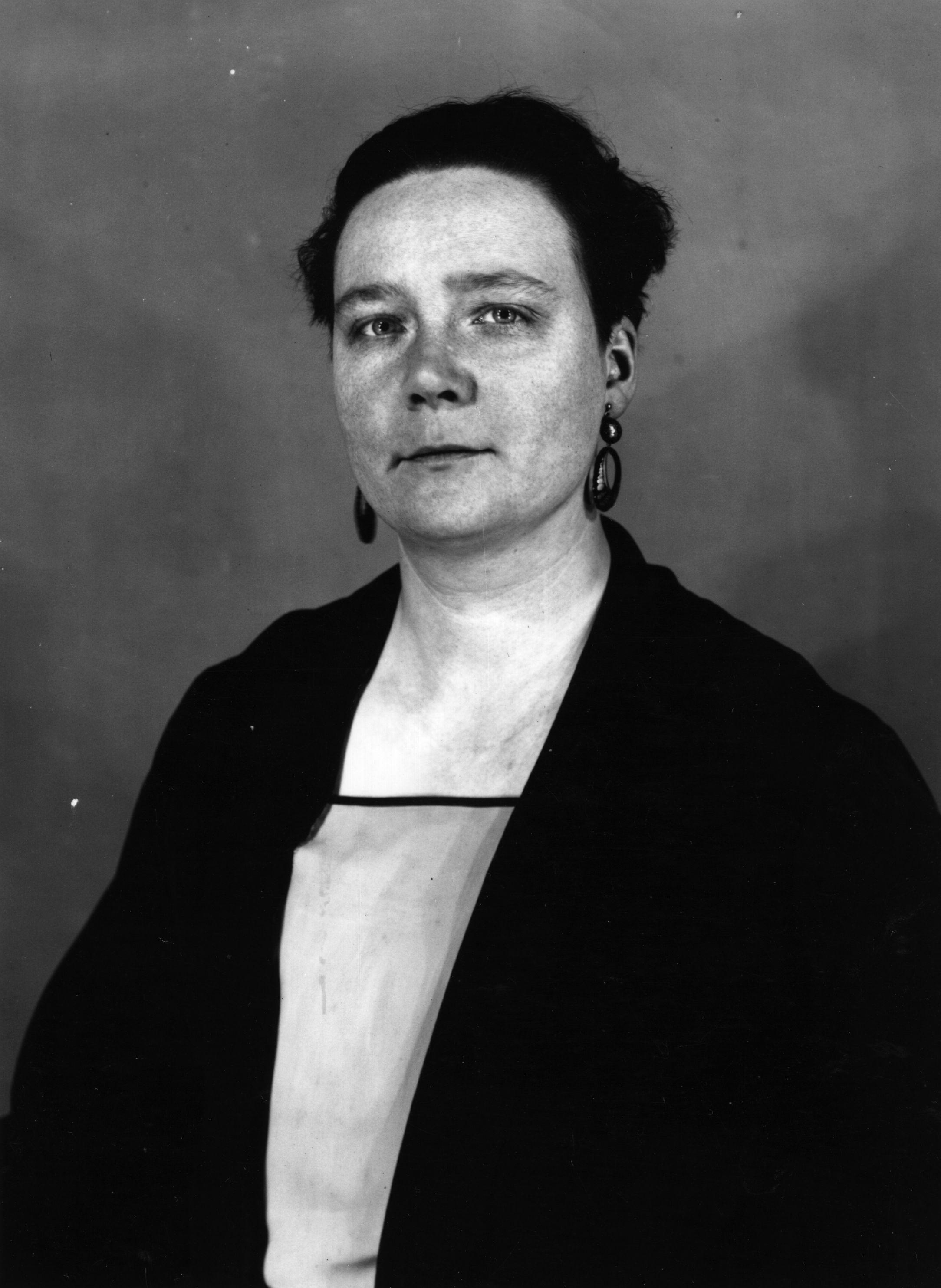 English writer Dorothy L Sayers