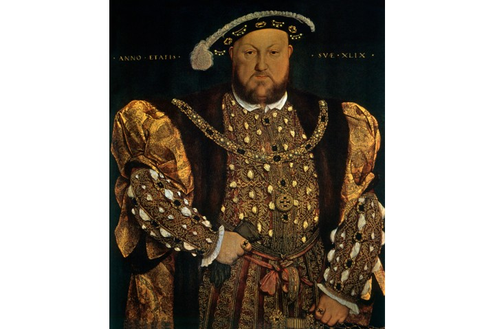 Henry VIII, King of England, 1509-1547, Portrait. (Photo by: Universal History Archive/UIG via Getty Images)