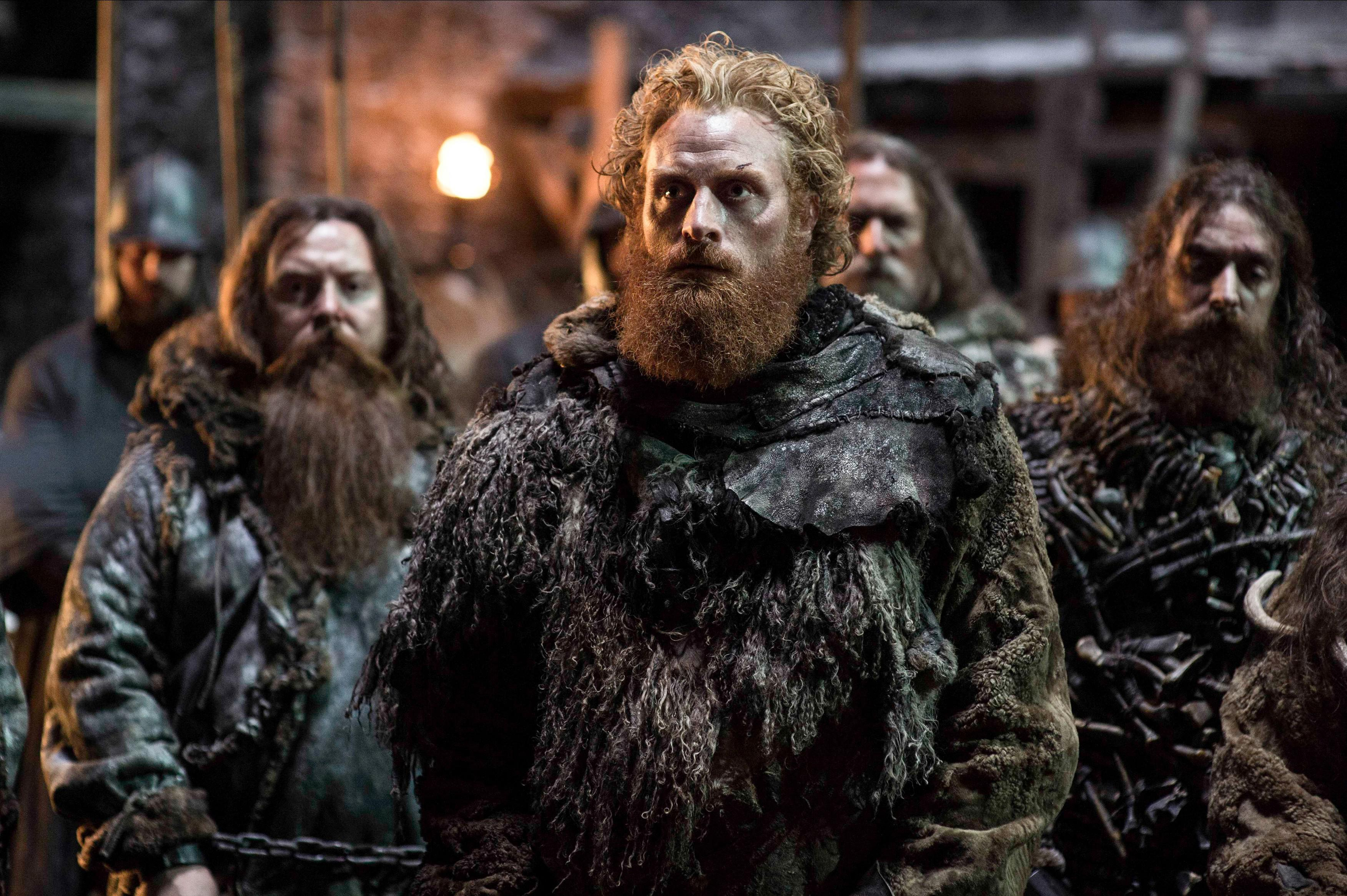 KRISTOFER HIVJU GAME OF THRONES : SEASON 5 (2015)