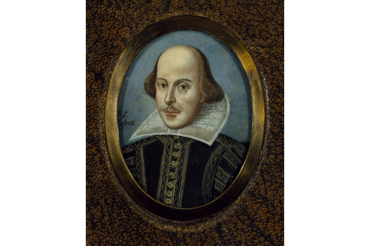Portrait of William Shakespeare by Dante Gabriel Rossetti. (Photo by Fine Art Images/Heritage Images/Getty Images)