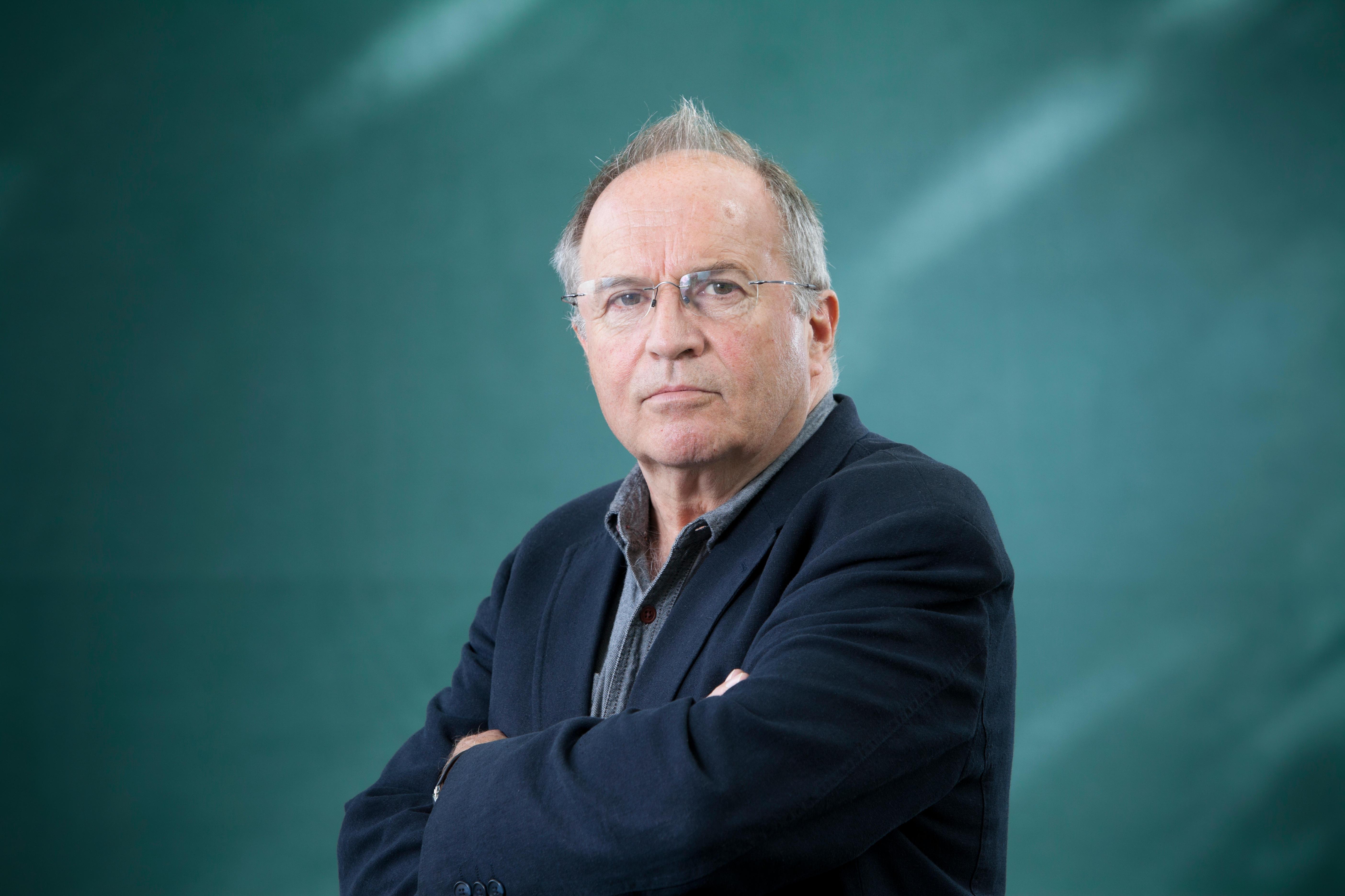 David Reynolds, Professor of international history at Christ's College, Cambridge. (Photo by Alamy)