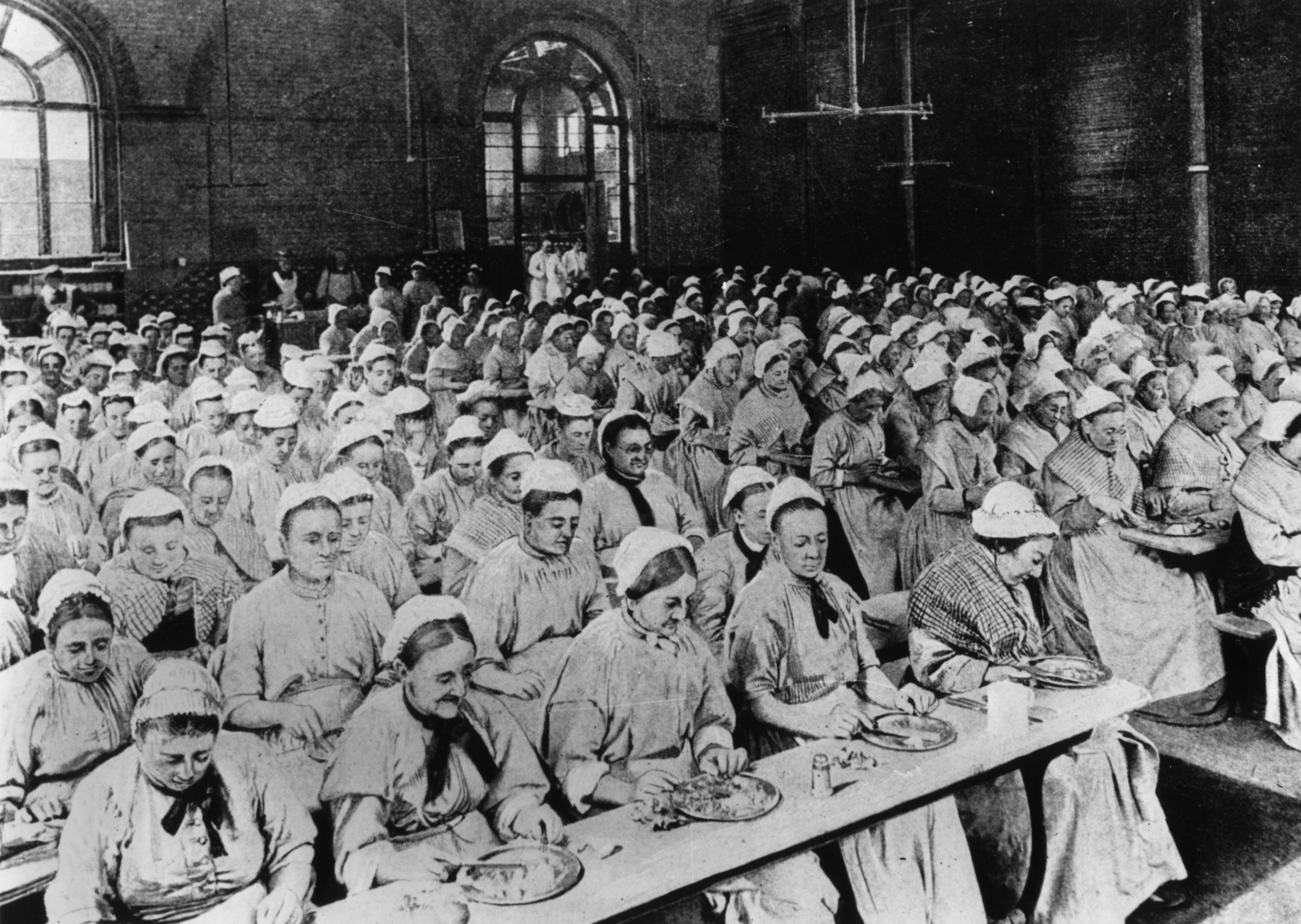 History Explorer Life In The Victorian Workhouse