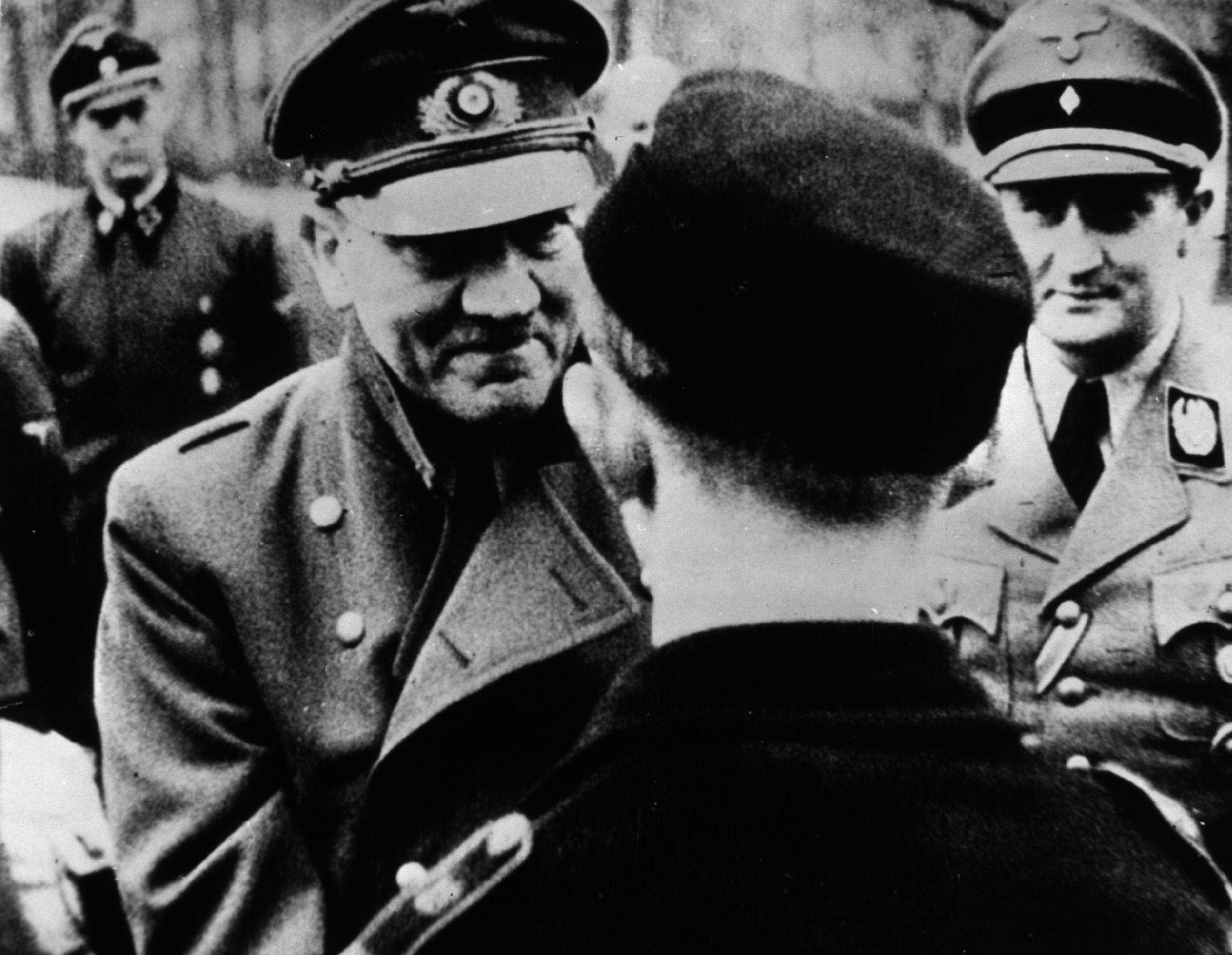 Last Hitler Photo