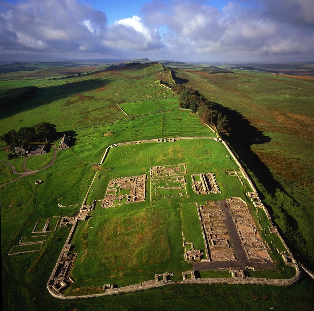 Housesteads Roman Fort of Vercovicium