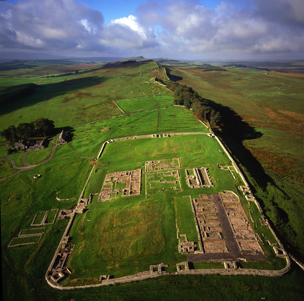 Housesteads Roman Fort of Vercovicium