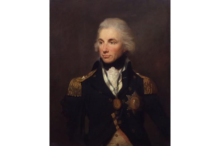 Horatio Nelson (1758-1805), 1797. Artist: Abbott, Lemuel Francis (1760-1802)