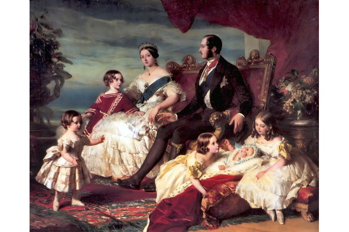 What was Victoria like as a mother?