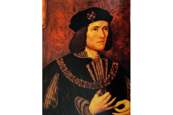 Portrait of Richard III. (Photo by Universal History Archive/UIG via Getty Images)