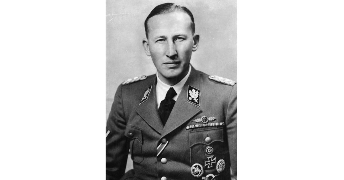 Reinhard Heydrich, 1941. (Photo by ullstein bild/ullstein bild via Getty Images)