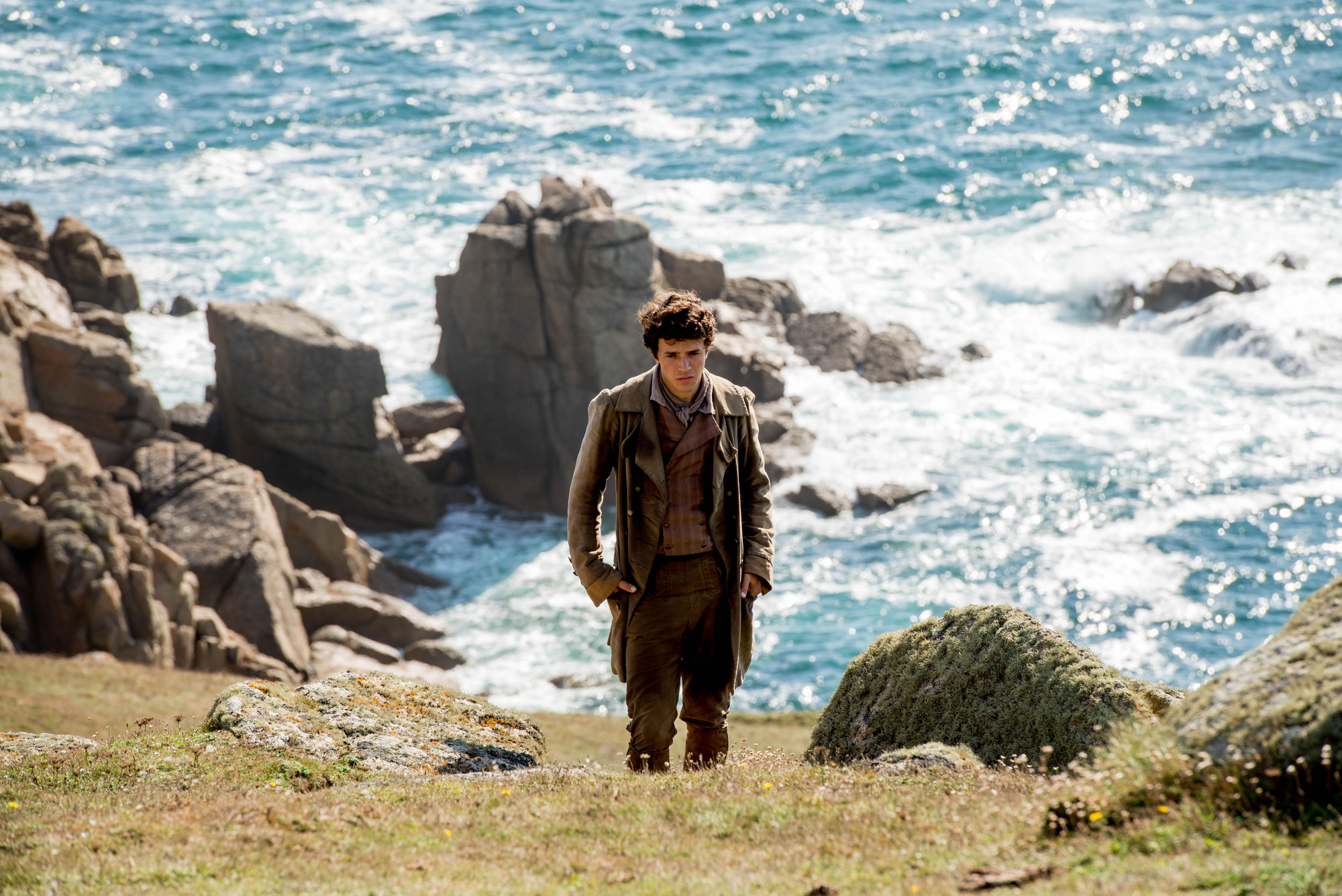 WARNING: Embargoed for publication until 00:00:01 on 06/06/2017 - Programme Name: Poldark S3 - TX: n/a - Episode: Poldark S3 - Episode 1 (No. 1) - Picture Shows: **STRICTLY EMBARGOED UNTIL TUESDAY 6TH JUNE** Drake Carne (HARRY RICHARDSON) - (C) Mammoth Screen - Photographer: Craig Hardie