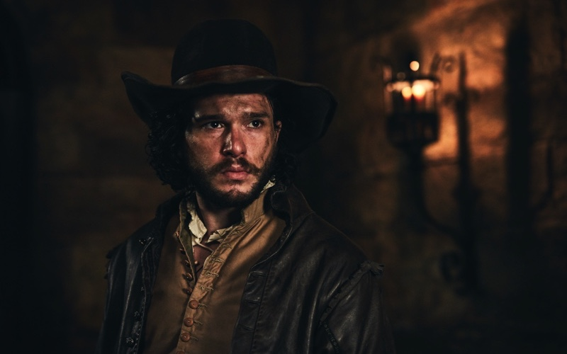 Kit Harington as plotter Robert Catesby in the BBC drama 'Gunpowder'. (BBC/Kudos)