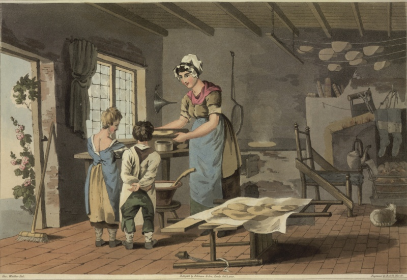 history of baking The history of baking powder the introduction of sodium bicarbonate to the market kick started the race to develop the first baking powder back in the early 1800s with the british, germans and americans all hoping to be the first to launch a commercially viable product.