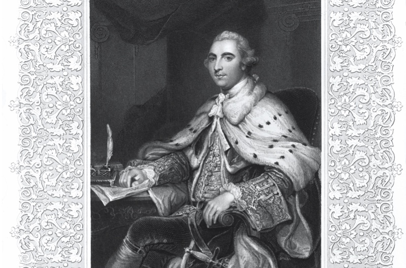 William Petty, 2nd Earl of Shelburne and British prime minister from 1782–83, was instrumental in the Genevan exiles' move to southern Ireland. (Getty Images)