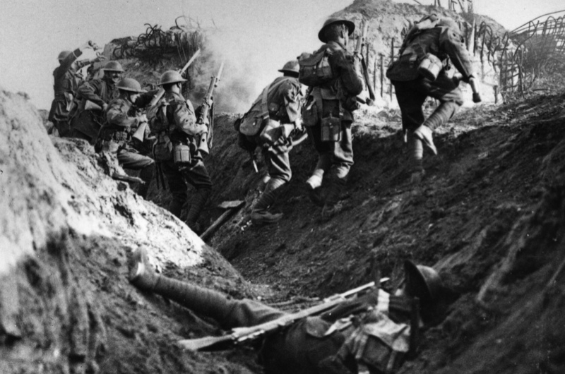Was Britain right to fight WW1? History Extra readers ...