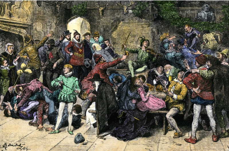 Medieval Christmas How Was It Celebrated History Extra